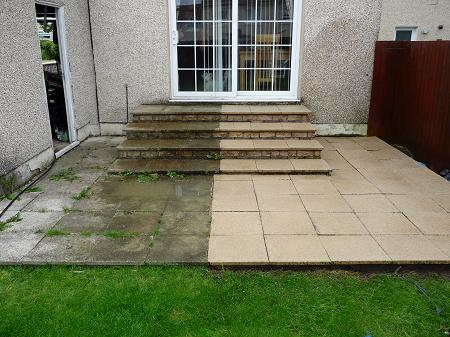 Patio Cleaning Glasgow - Monoblock cleaning Glasgow: Pressure ...